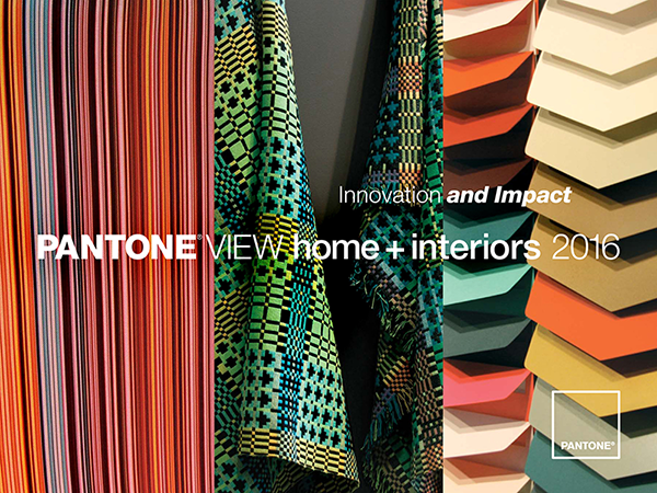Tendintele de culoare in design interior 2016 – Pantone
