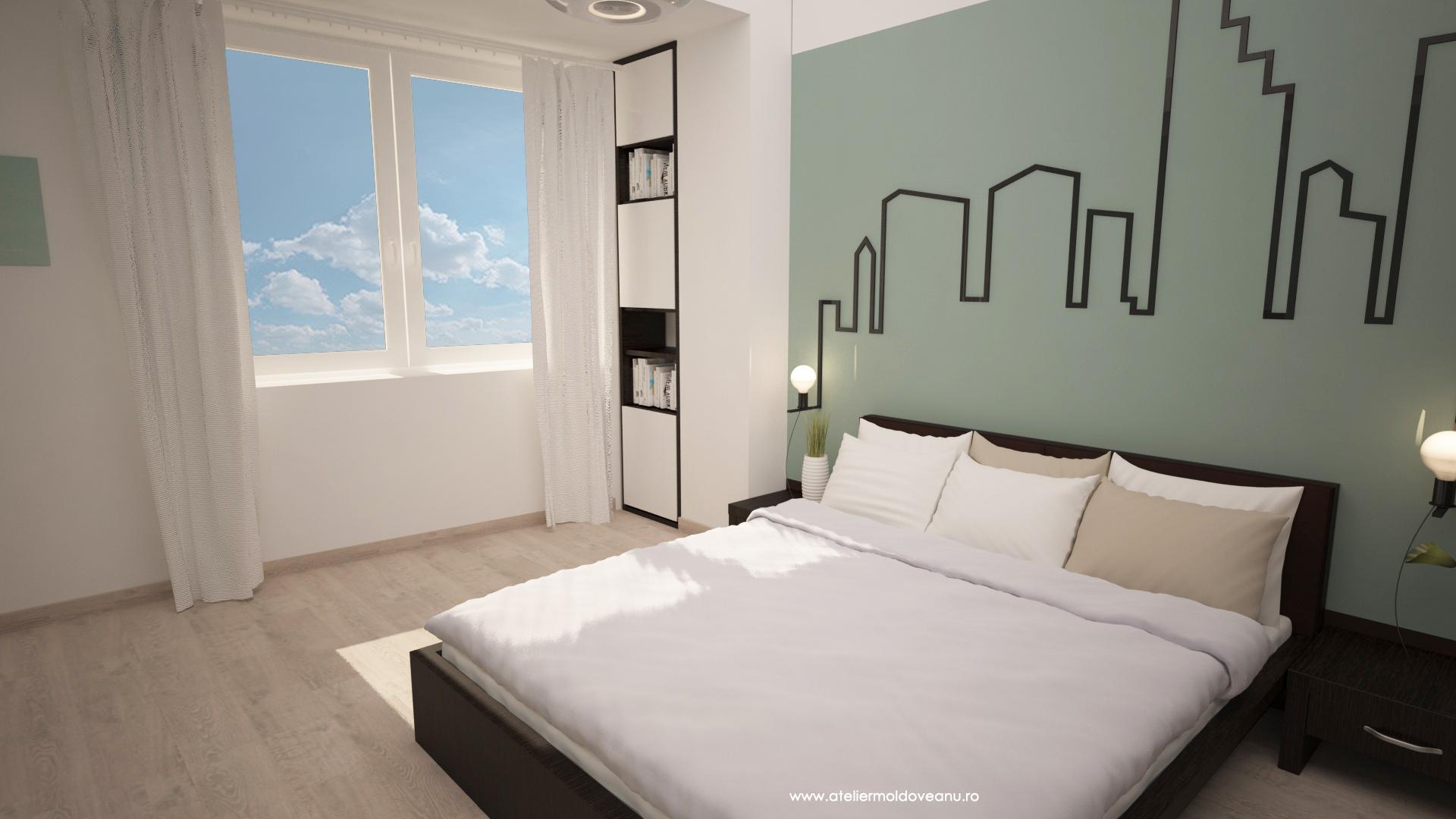 dormitor oaspeti 2
